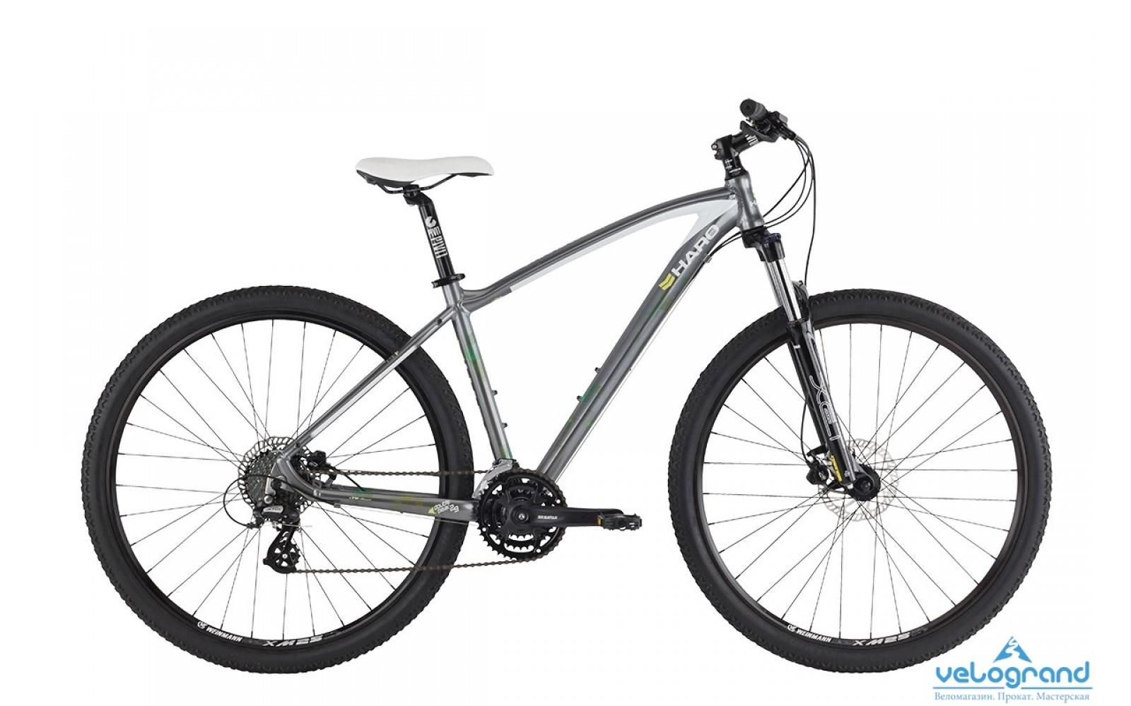 Горный велосипед Haro Double Peak Trail 29 (2015)