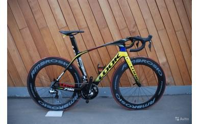 Шоссейный велосипед Look 795