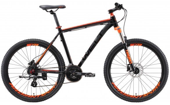 Горный велосипед Welt Ridge 2.0 HD 2019