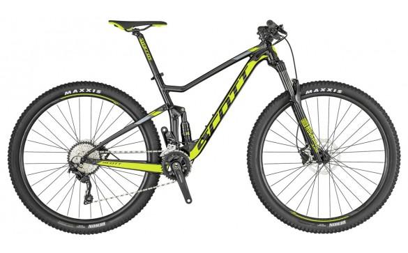 Двухподвесный велосипед Scott Spark 970 2019