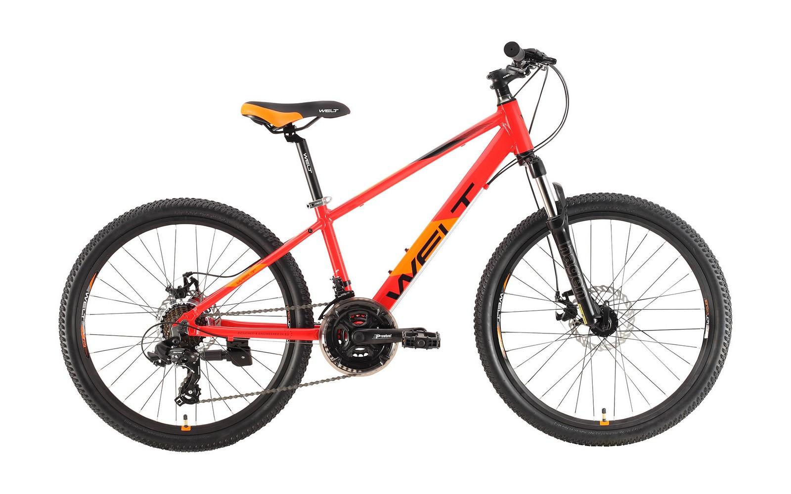 """Подростковый велосипед WELT Peak 24"""" Disc (2021)"""