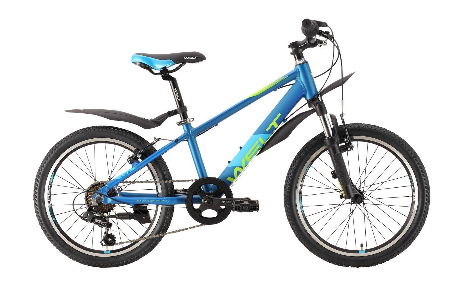 """Подростковый велосипед WELT Peak 20"""" (2021)"""