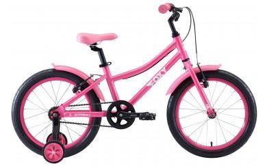 Детский велосипед Stark Foxy 18 Girl 2020
