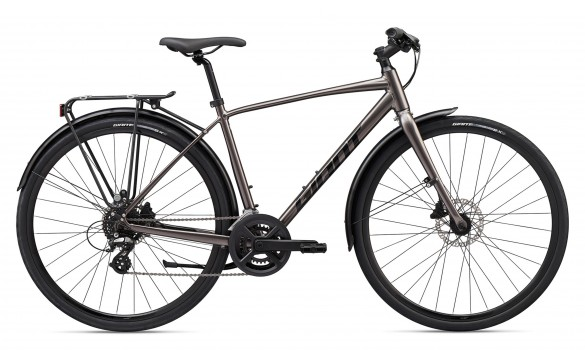Городской велосипед Giant Escape 2 City Disc 2020