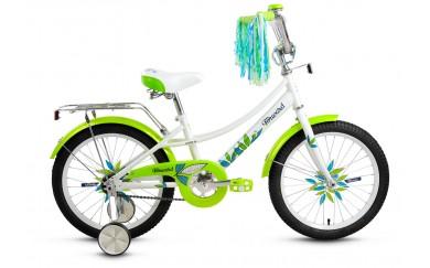 Детский велосипед Forward Azure 18 (2017)