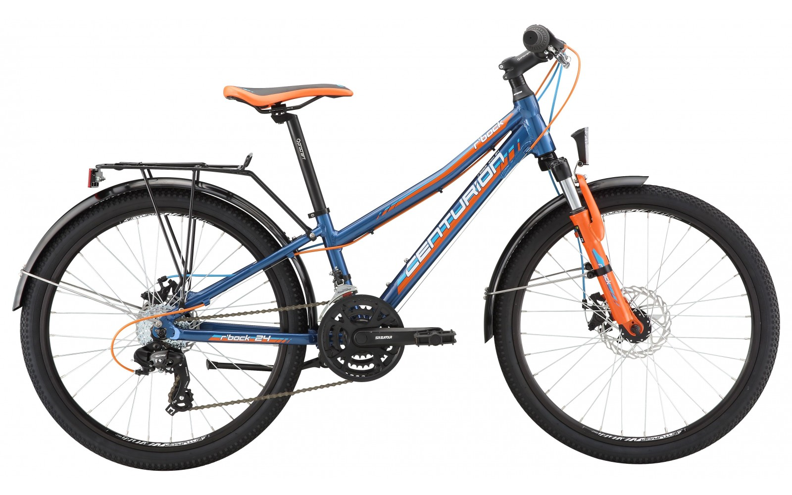 Подростковый велосипед Centurion R Bock 24-D EQ 2018