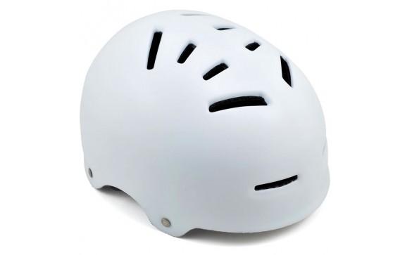 Шлем Giant Vault Matt белый с декалями