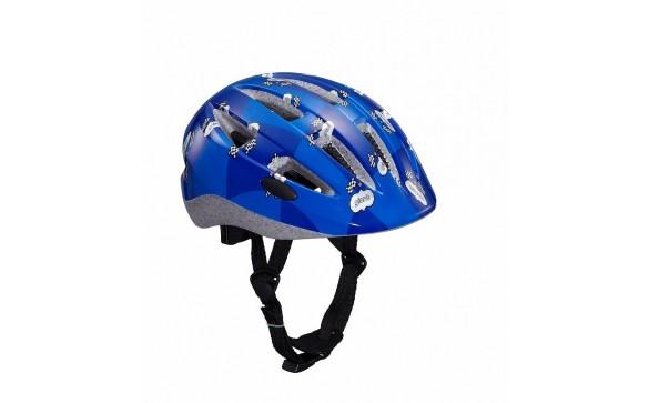 Шлем Giant Pup W синий