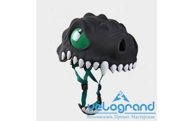 Защитный шлем черный дракон