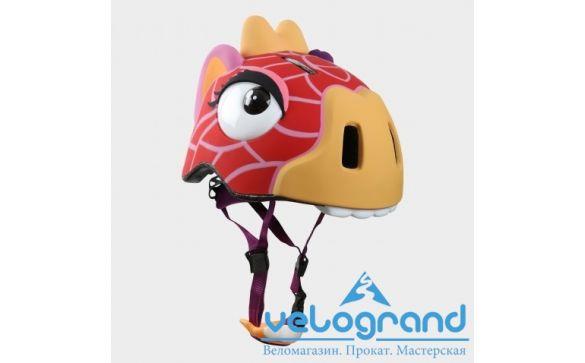 Защитный шлем жираф
