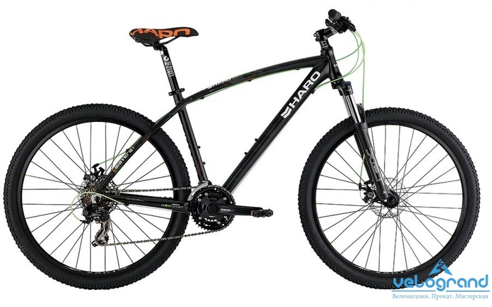 Горный велосипед Haro Calavera 27.Five Sport (2015)