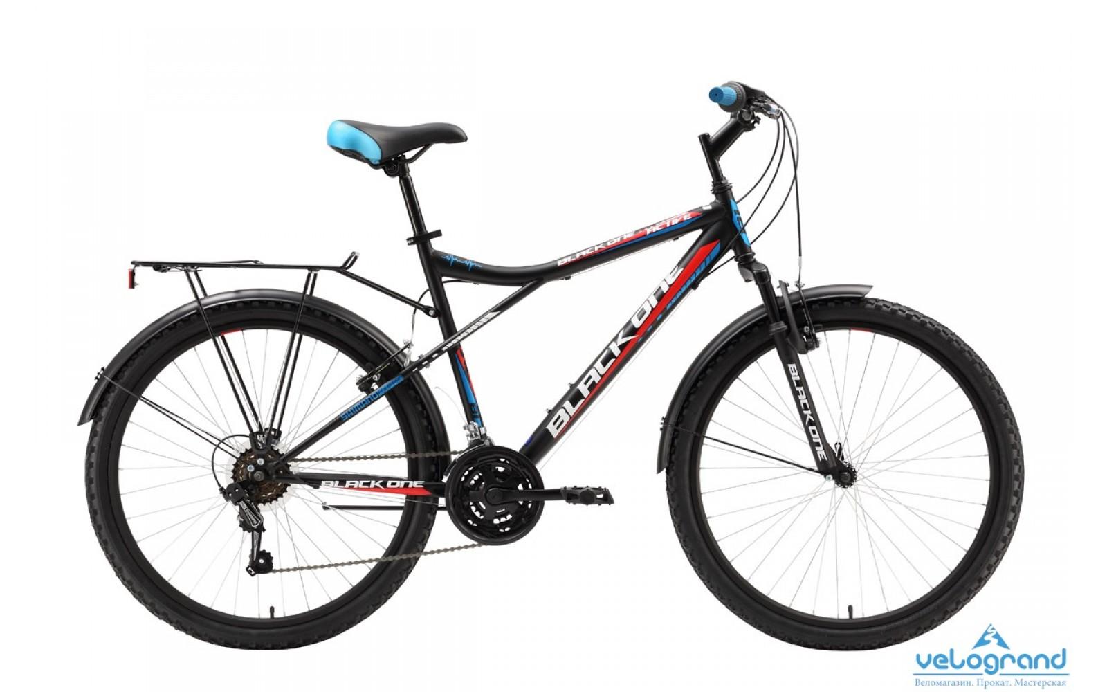 Горный велосипед Black One Active (2016)