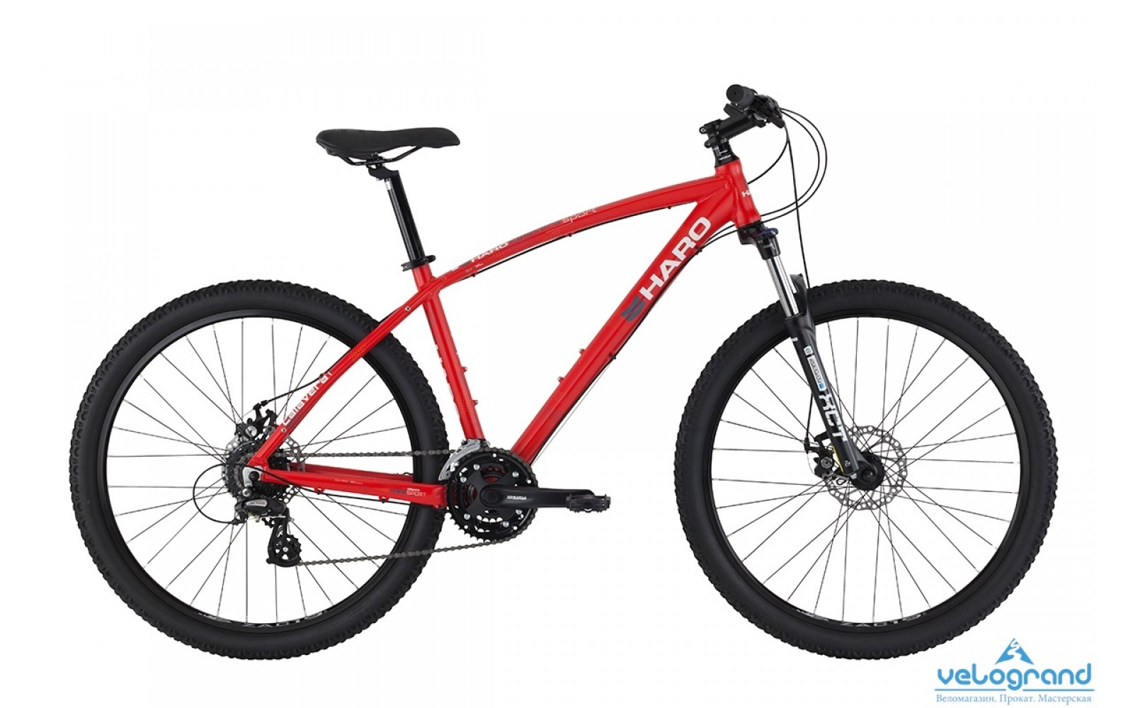 Горный велосипед Haro Calavera 27.Five Sport (2016)