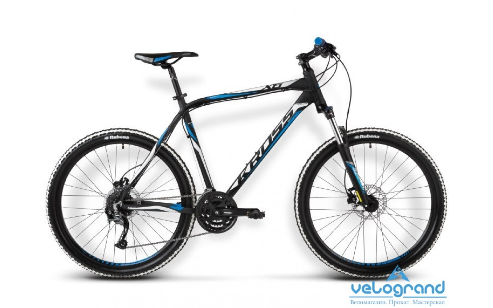 Горный велосипед Kross HEXAGON X6 (2015)