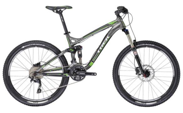 Горный велосипед TREK Fuel EX 6 26 (2014)