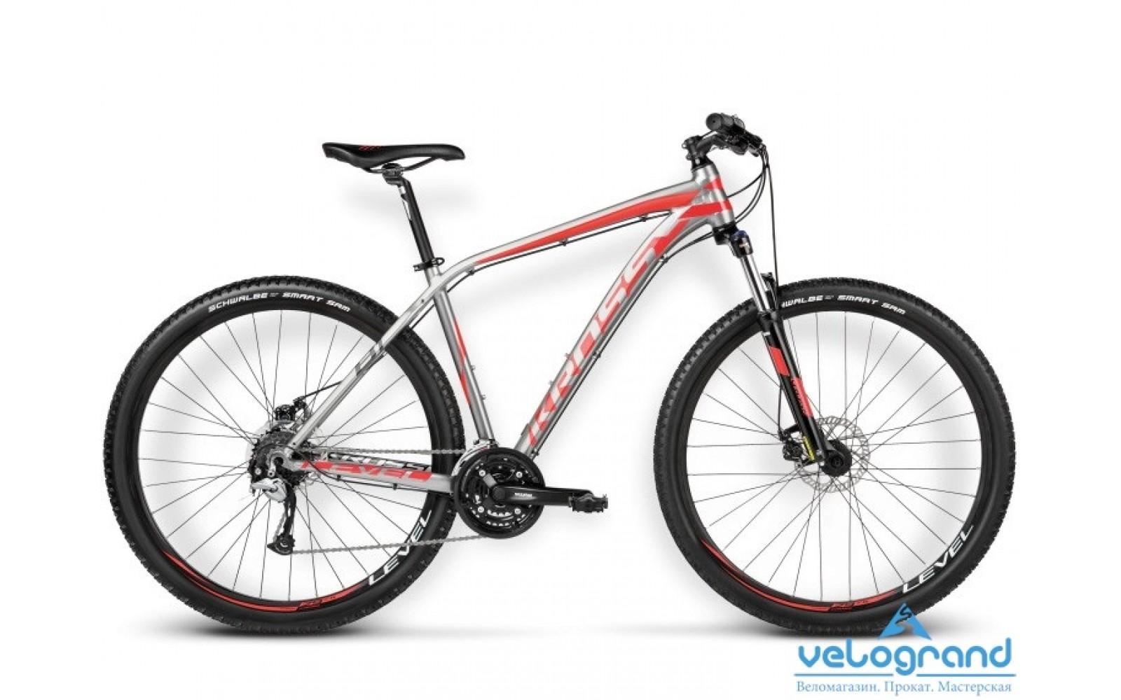 Горный велосипед Kross Level B1 (2016)