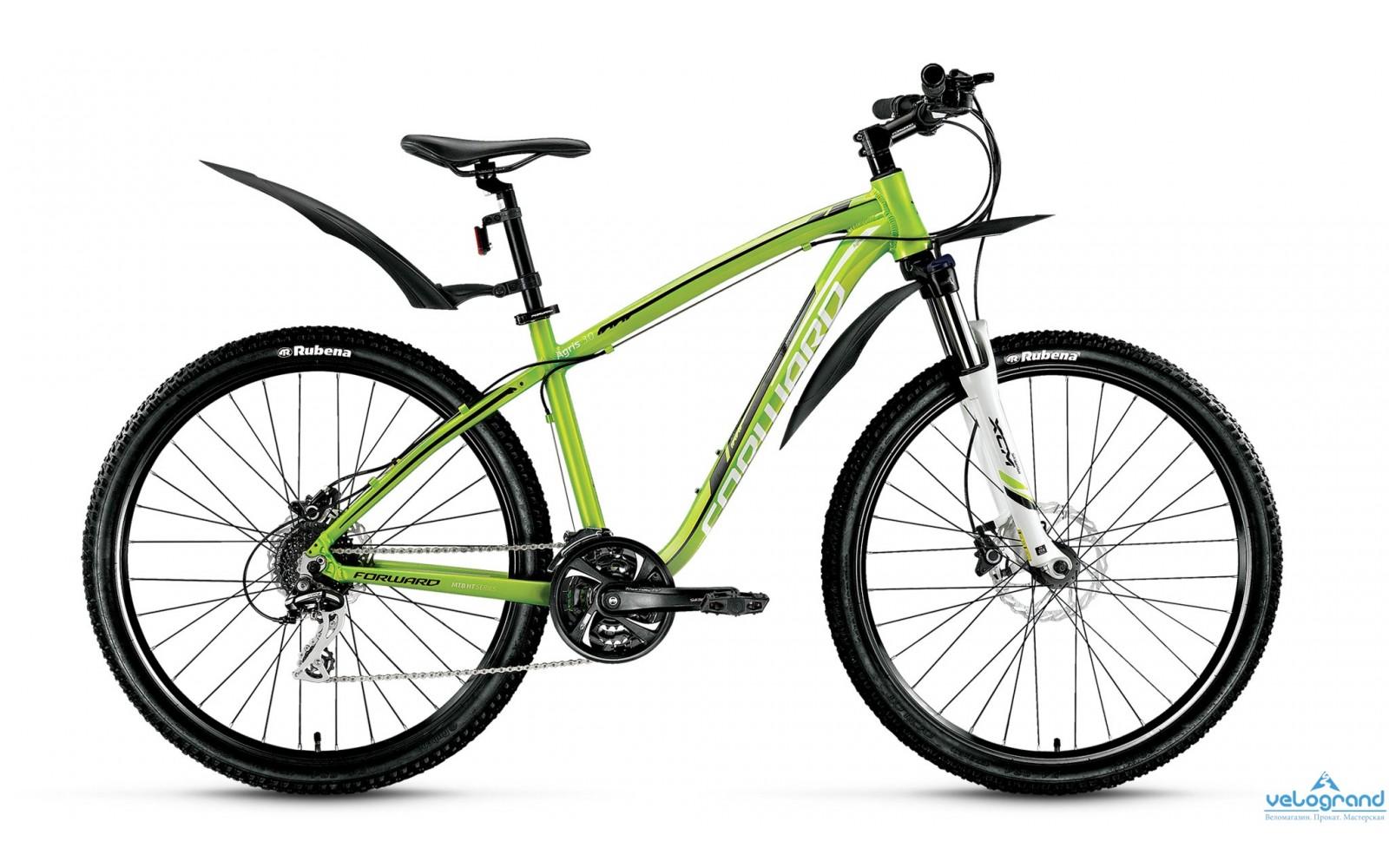 Горный велосипед Forward Agris 27,5 3.0 disc (2016)