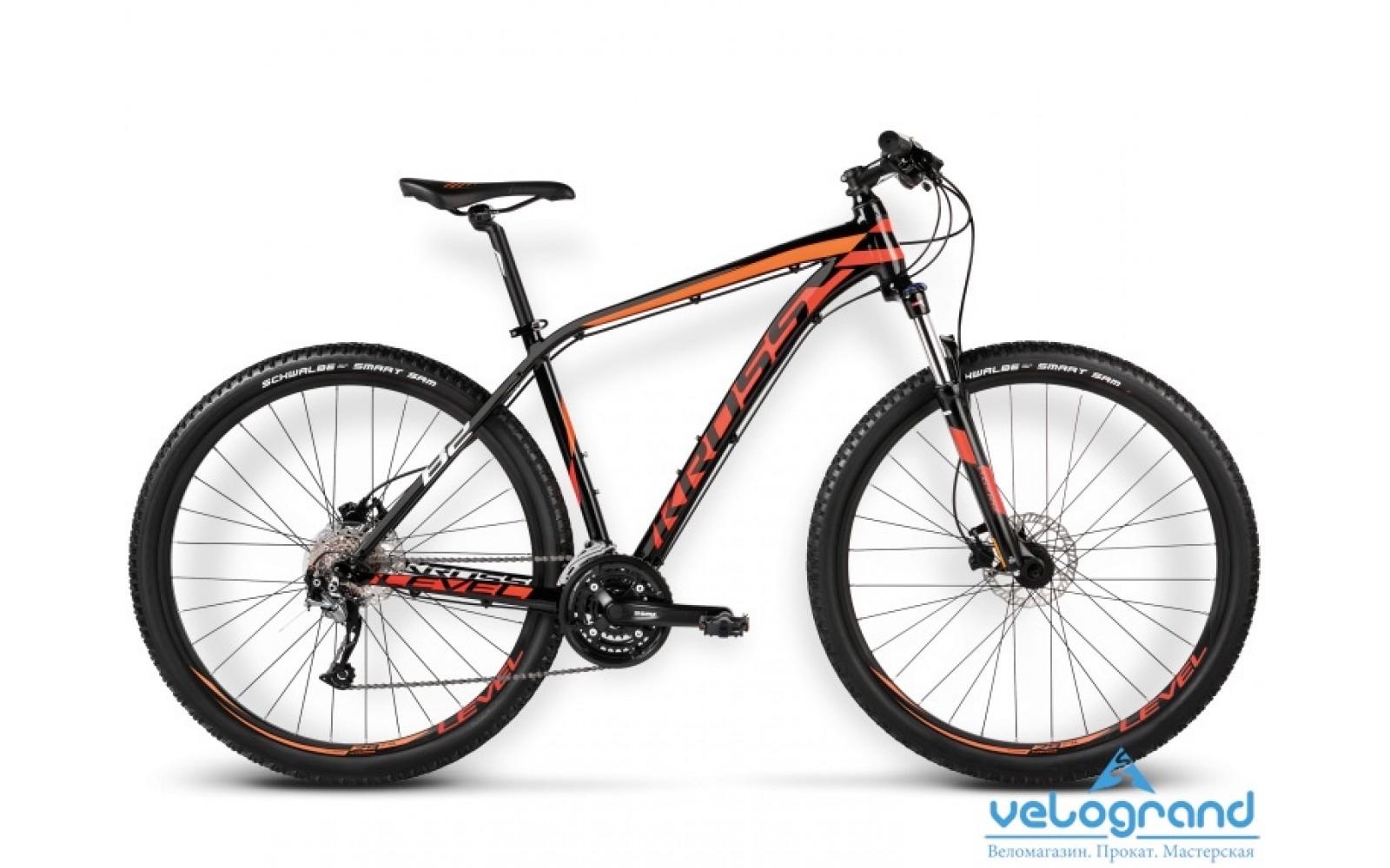 Горный велосипед Kross LEVEL B2 (2016)