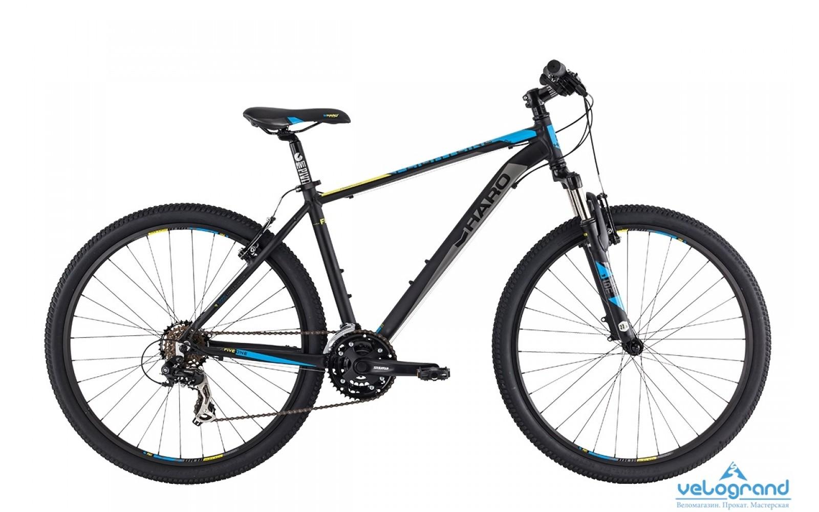 Горный велосипед Haro Flightline 27.Five One (2015)