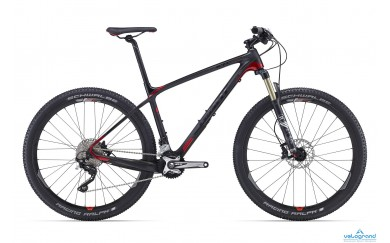 Горный велосипед Giant XtC Advanced 27.5 2 (2016)