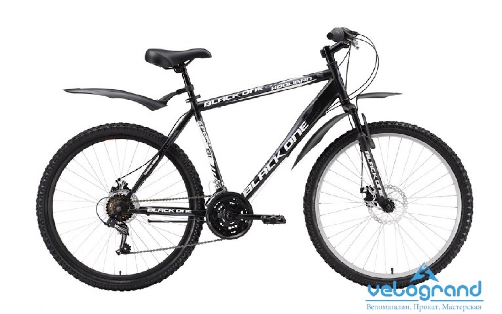 Горный велосипед Black One Hooligan Disc (2016)
