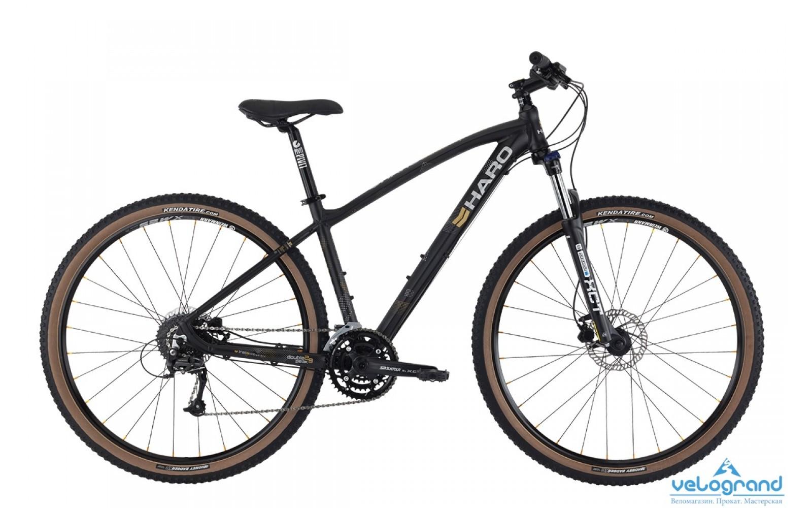 Горный велосипед Haro Double Peak Trail 29 (2016)