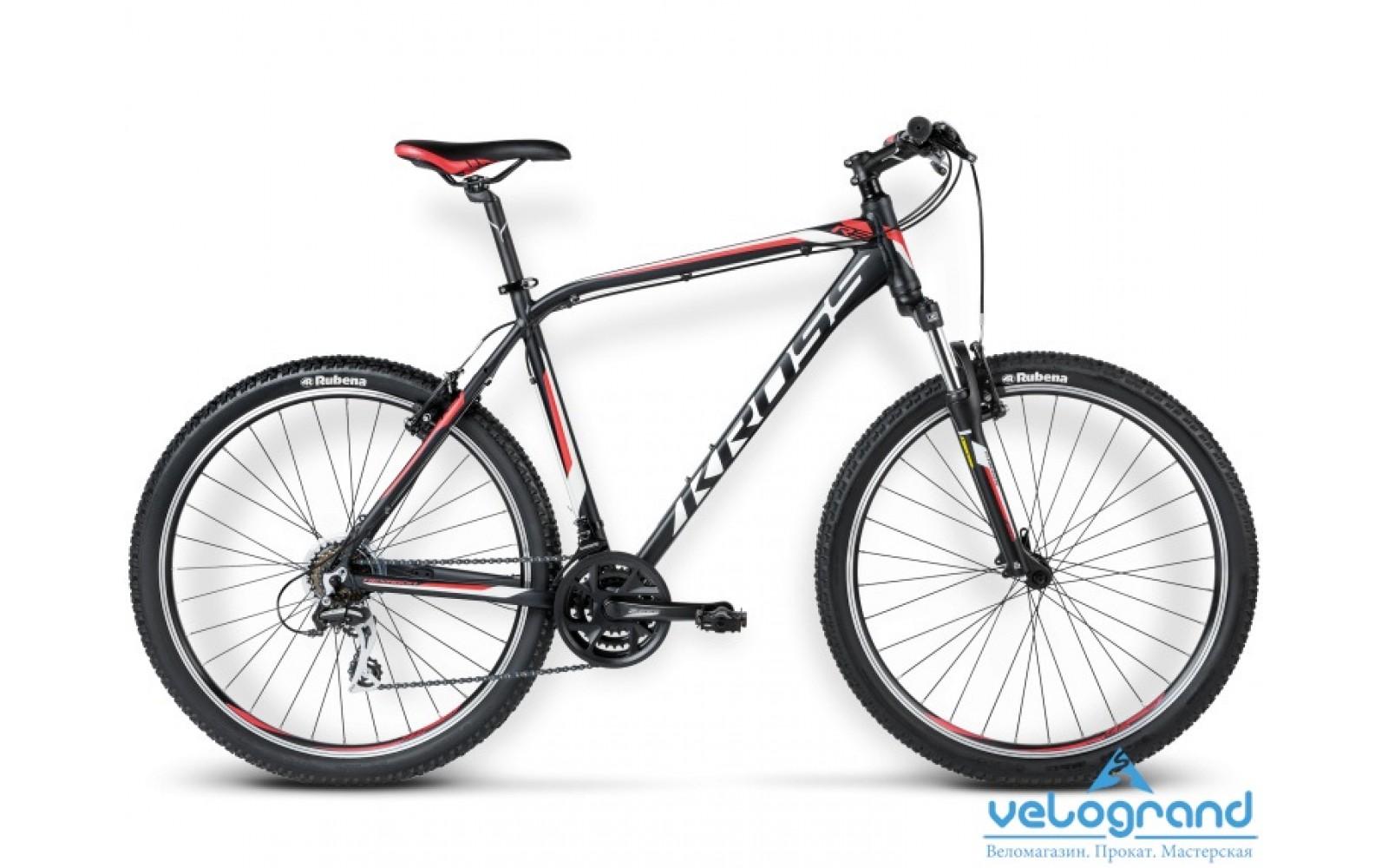 Горный велосипед Kross Hexagon R3 (2016)
