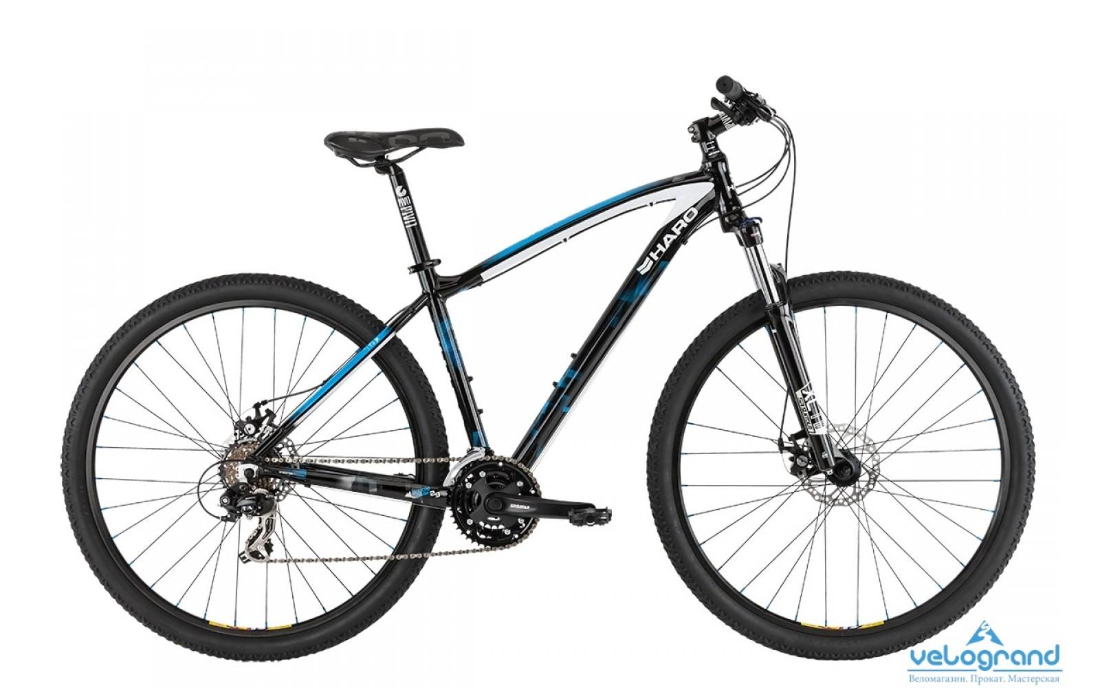 Горный велосипед Haro Double Peak Sport 29 (2015)
