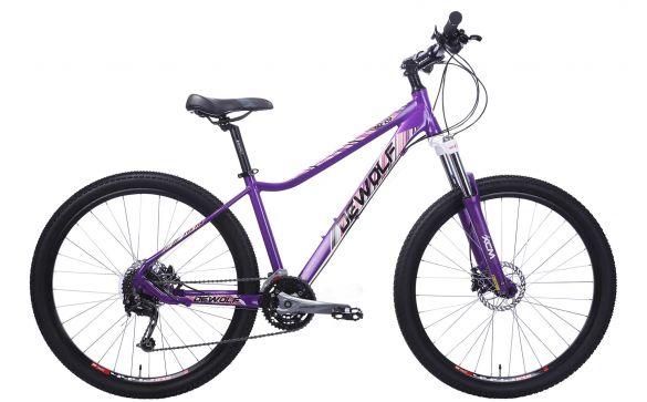 Горный велосипед DEWOLF TRX 350 (2016)
